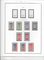 Haute Volta N°24/32 - Collection Vendue Page Par Page - Timbres Neufs ** Sans Charnière - TB - Neufs