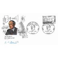 FDC - Maurice De Broglie (1875-1960) -11/04/1970 Paris - 1970-1979