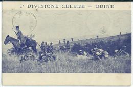 §  I° DIVISIONE CELERE - UDINE § - Regiments