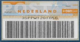 Automaatzegels Wincor-Nixdorf Propostal 2000 - TNT00002 - Barcodezegel Antwoordnummer - Altri