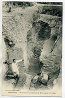 TUNISIE CARTHAGE Fouilles Sur La Colline  De Saint Louis 1910    /D08-2017 - Tunisia