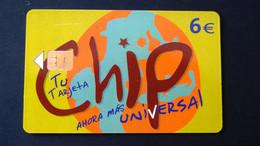 Spain - 2007 - 6 EUR -     Mar:CP-308/1 - Used - Look Scans - Conmemorativas Y Publicitarias