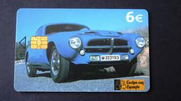 Spain - 2007 - 6 EUR - Mar:B-138 - Pegaso (1951) - Used - Look Scans - Emisiones Básicas