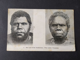Océanie - Australie - Tasmania - The Last Of The Tasmanians - Wm Lanne ; Trucanini - Unclassified