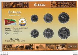 Eritrea - FDC - Eritrea