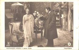 Film, Vintage Movie Star Alexander Moissi, RPH 522/4, Pre 1940 - Acteurs
