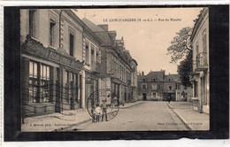 LE LION D'ANGERS (49)  Rue Du Marché - Unclassified