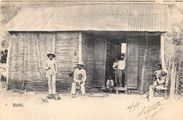 CPA  HAITI  CASE - Haiti