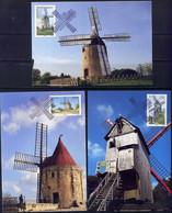 CM FRANCE - 4485/4490 - MOULINS - 2010-...