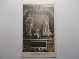 AMIENS La Cathédrale Monument De L'Ange Pleureur - Amiens