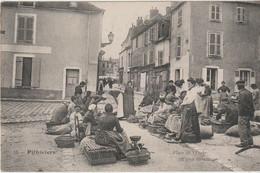 Loiret : Pithiviers : Jour De Marché - Pithiviers