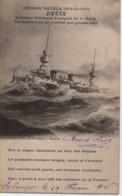 BATEAUX-Guerre Navale 1914-15-1916-Bruix Croiseur Cuirassé Français De 1er Rang - HG&Cie - Warships