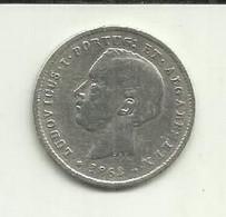 200 Réis 1862 D. Luis I Portugal Silver - Portugal