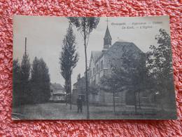 Cpa Overpelt Fabrieken Kerk - Overpelt
