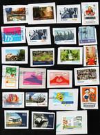 BRD - Privatpost  - 23 Verschiedene Marken - Verkehr, Landschaft, Menschen - Privatpost