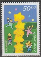 Islande Europa 2000 N° 890 ** - 2000