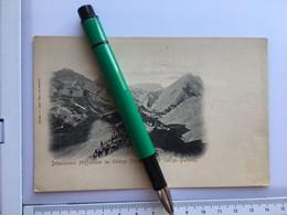 CHINA - BOXERAUFSTAND 1901 - Detachements Hoffmeister Im Gebirge - China