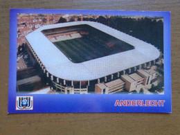 Anderlecht, Voetbalstation Constant Vandestock -> Onbeschreven - Anderlecht