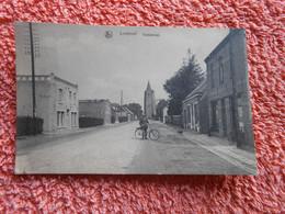 Cpa Lommel Kerkstraat Statiestraat - Lommel