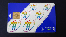 Spain - 1997 - 1000 Pta - Mar:B-065 - Used - Look Scans - Emisiones Básicas