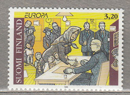 EUROPA CEPT 1996 Finland Mi 1333 MNH (**) #19675 - Nuevos