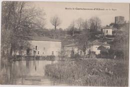 CPA Dept 33 Castelmoron D' Albret Sur Le Ségur - Other Municipalities