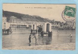 BOULOGNE - SUR- MER  -  LES  BAINS  -  1909  - - Boulogne Sur Mer