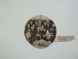 """Origineel Knipsel ( B 89 ) Uit Tijdschrift """" Zondagsvriend """" 1937 :  Van Belleghem / Verschueren    De Pinte - Sin Clasificación"""
