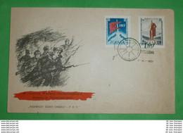 POLEN - FDC - Brief Letter Lettre 信 Lettera Carta пи�?ьмо Brev 手紙 จดหมาย Cover Envelope (Foto)(34960) - FDC
