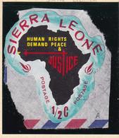 Sierra Leone: 1968   Human Rights Year    SG443   ½c  [A - Portuguese Guinea]   Used - Sierra Leone (1961-...)