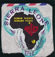 Sierra Leone: 1968   Human Rights Year    SG448   11½c  [D - Rhodesia]   Used - Sierra Leone (1961-...)