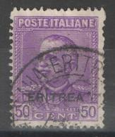 Erythrée - YT 130 Oblitéré - 1928-29 - Eritrea