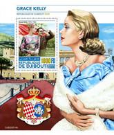 2020-11- DJIBOUTI- CINEMA GRACE KELLY       1V  MNH** - Cinema