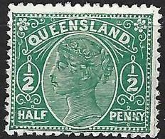 AUSTRALIE Queensland 1891: Le Y&T 63, Neuf(*) - Nuevos
