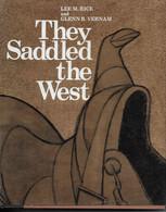 Western. Selles De L'ouest Américain - Books On Collecting