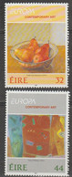 Irlande Europa 1993 N° 828/ 829 ** Art Contemporain - 1993