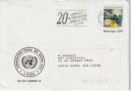 LAC Nations Unis - Cartas