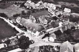 52 – VILLARS MONTROYER – Vue Aérienne – Place De La Poste – Circulée (1974) - Otros Municipios