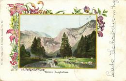 Austria, EBENSEE Am Traunsee, Hinterer Langbathseen (1904) Postcard - Ebensee