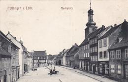PÜTTLINGEN - PUTTELANGE - MOSELLE - (57) - CPA 1915. - Puttelange