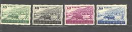 "TAIWAN,1958, ""RURAL RESCONSTRUCTION""   #1200 - 1203  MNH - Nuevos"