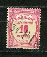 FRANCE - TAXE  - N° Yvert 56 Obl - 1859-1955 Used