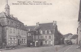 PÜTTLINGEN - PUTTELANGE - MOSELLE - (57) - CPA 1916. - Puttelange