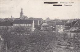 PÜTTLINGEN - PUTTELANGE - MOSELLE - (57) - CPA 1917. - Puttelange