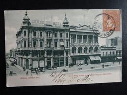 Z35 - Uruguay - Montevideo - Grand Hotel Lanata Hnos Y Club Uruguay - Editores Adroher Hnos - 1905 - Uruguay