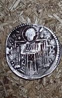 MONNAIE COIN SERBIE SERBIA STEFAN UROS III DECANSKI 1321-1331 GROS ARGENT SILVER SILBER RARE - Serbia