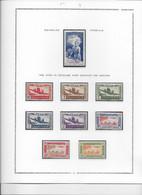 Mauritanie Poste Aérienne - Collection Vendue Page Par Page - Timbres Neufs ** Sans Charnière - TB - Nuovi