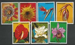 PARAGUAY  Année  1973  LOT  45  - 7   Timbres  Neuf - Paraguay