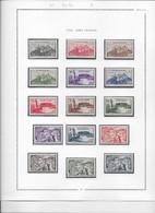 Fezzan N°28/42 - Collection Vendue Page Par Page - Timbres Neufs ** Sans Charnière - TB - Neufs