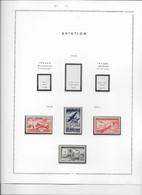 Fezzan Poste Aérienne - Collection Vendue Page Par Page - Timbres Neufs ** Sans Charnière - TB - Neufs
